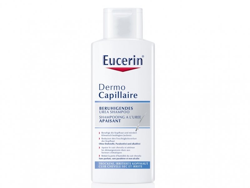 Eucerin Dermocapillaire Shampoing Apaisant